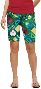 Pop Quiz StretchTech Women's Bermuda Short MTO
