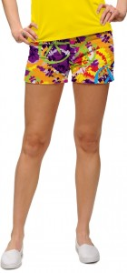 Woodystock StretchTech Women's Mini Short MTO