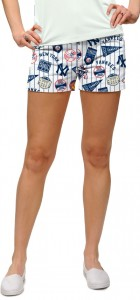 Yankees Retro Women's Mini Short MTO