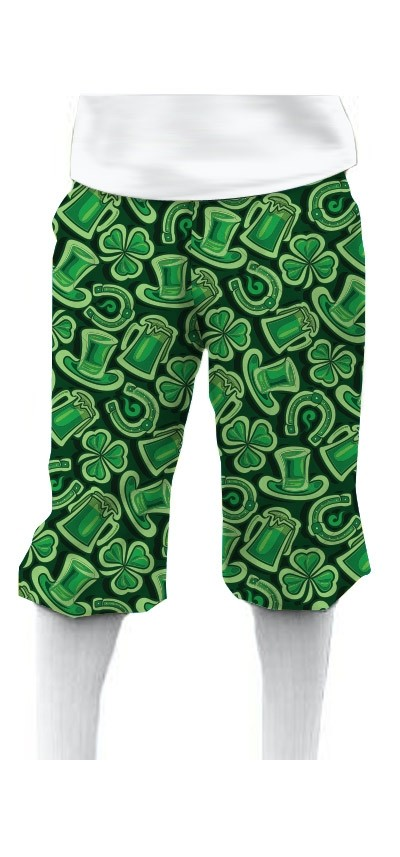 Fore Leaf Clover StretchTech Knickerbockers MTO
