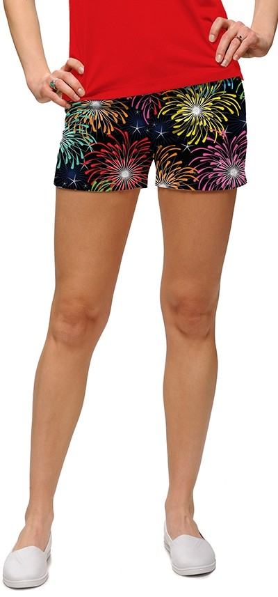 Grand Finale StretchTech Women's Mini Short MTO