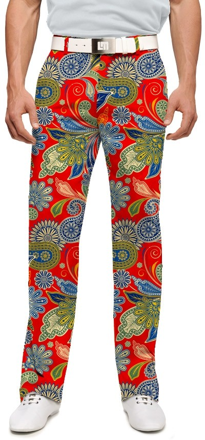 Hotel Lobby StretchTech Men's Pant MTO