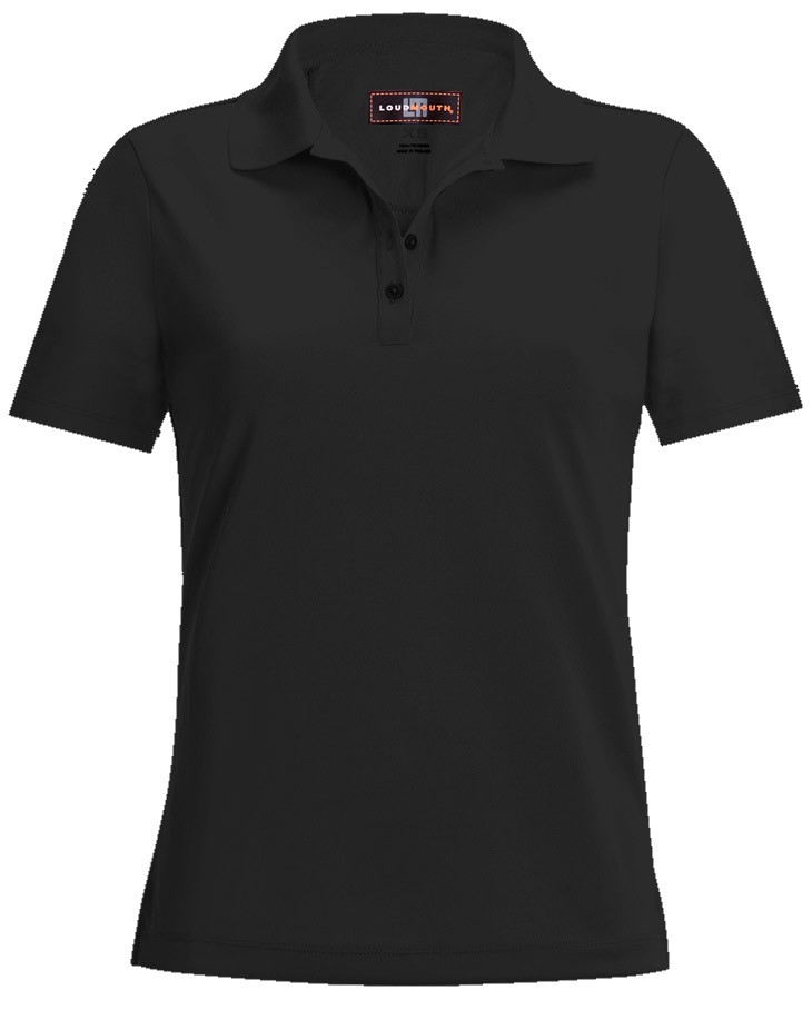 Women Essential Jet Black Shirt