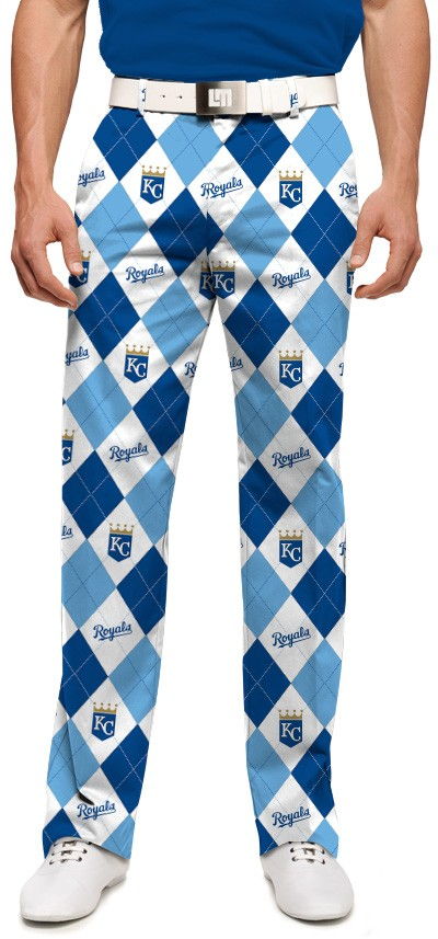 Royals Argyle Men's Pant MTO