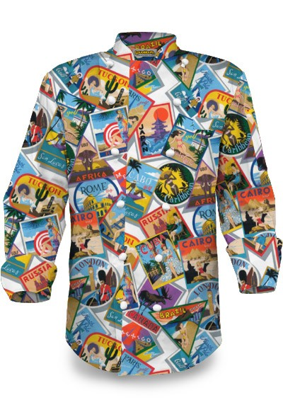 Postcards from the Wedge Chef Coat MTO