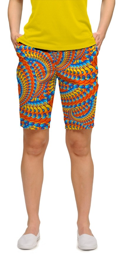 Serpentine StretchTech Women's Bermuda Short MTO