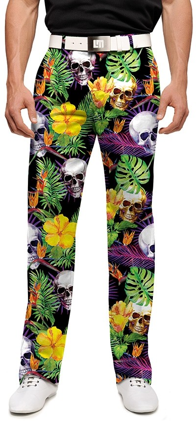 Skull Grotto StretchTech Men's Pant