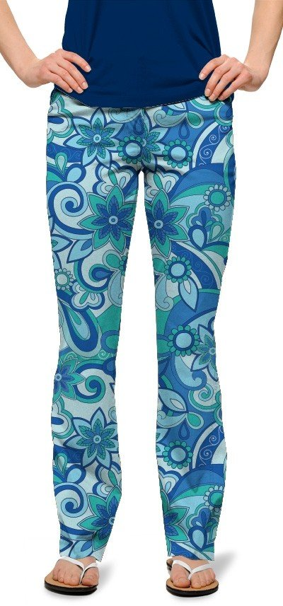 Summer of Love StretchTech Women's Capri/Pant MTO