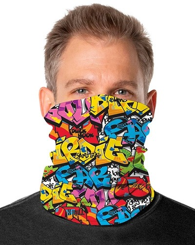 Tags Face Gaiter