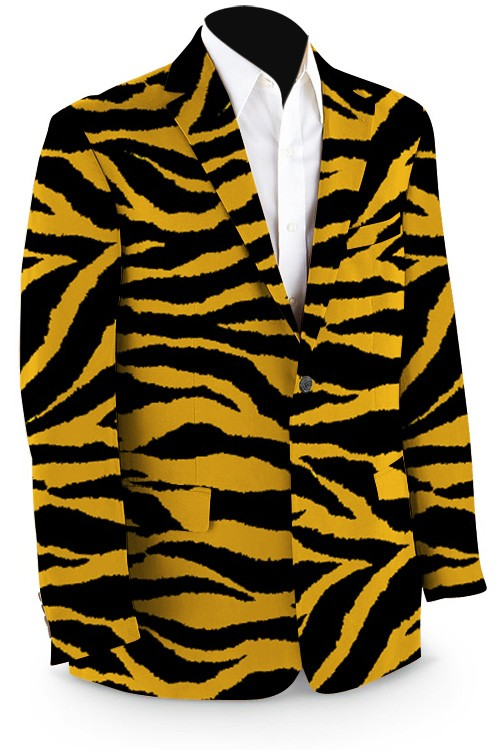 Tiger Men's Sport Coat MTO