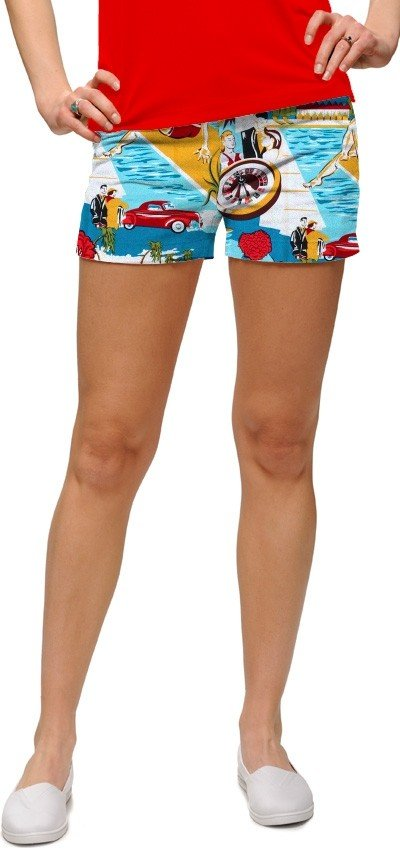 Vegas Women's Mini Short MTO