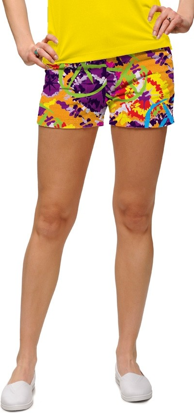 Woodystock Stretchtech Women S Mini Short Mto Mini