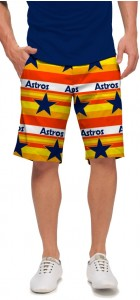 Astros Retro StretchTech Men's Short MTO