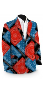 Bandanas Men's Sport Coat MTO
