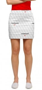 Big Golf Ball StretchTech Women's Skort