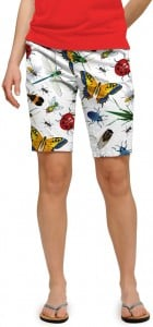 Big Bugs StretchTech Women's Bermuda Short MTO