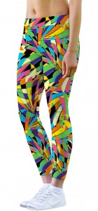 Birds of a Feather Active Leggings