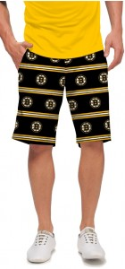 Boston Bruins Jersey Stripe StretchTech Men's Short MTO