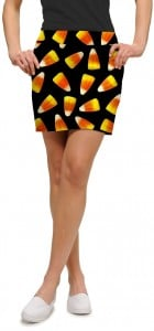 Candy Corn Women's Skort/Skirt MTO
