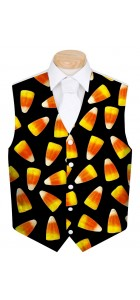 Candy Corn Men's Vest MTO