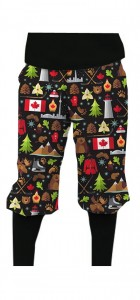 Canuck StretchTech Knickerbockers MTO