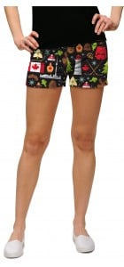 Canuck StretchTech Women's Mini Short MTO