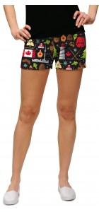 Canuck StretchTech Women's Mini Short