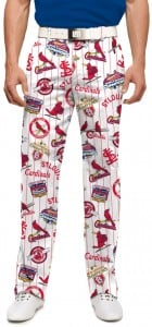 Cardinals Retro StretchTech Men's Pant MTO
