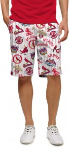 Cardinals Retro StretchTech Men's Short MTO