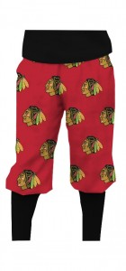 Chicago Blackhawks Red StretchTech Knickerbockers MTO