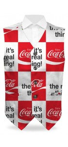 Coca-Cola It's the Real Thing StretchTech Men's Vest MTO