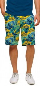 Corona Palm Fronds StretchTech Men's Short MTO