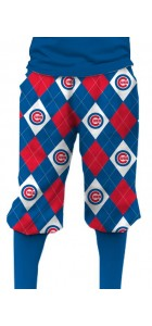 Cubs Argyle StretchTech Knickerbockers MTO
