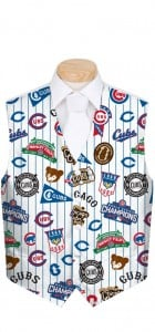 Cubs Retro StretchTech Men's Vest MTO