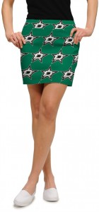 Dallas Stars Green StretchTech Women's Skort/Skirt MTO