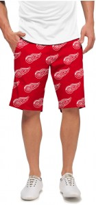 Detroit Red Wings StretchTech Men's Short MTO