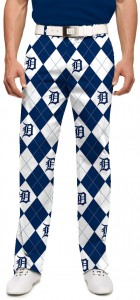 Detroit Tigers Argyle Men's Pant MTO