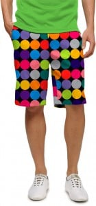 Disco Balls Black Men's Short MTO