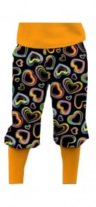 Electric Hearts StretchTech Knickerbockers MTO