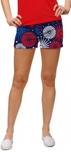 Fireworks StretchTech Women's Mini Short MTO