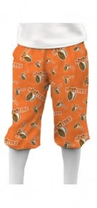 Hooters Orange StretchTech Knickerbockers MTO