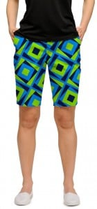 Island Green Women's Bermuda Short MTO