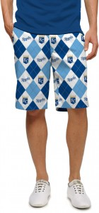 Royals Argyle Men's Short MTO