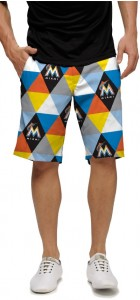 Marlins Prism StretchTech Men's Short MTO