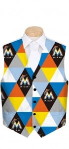Marlins Prism StretchTech Men's Vest MTO
