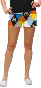 Marlins Prism StretchTech Women's Mini Short MTO