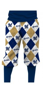 Brewers Argyle Knickerbockers MTO