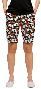 Mr. Boh StretchTech Women's Bermuda Short MTO