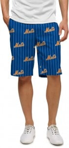 Mets Pinstripe Men's Short MTO