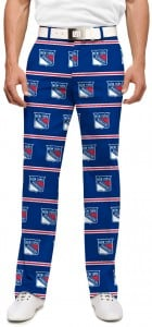 New York Rangers Jersey Stripe StretchTech Men's Pant MTO